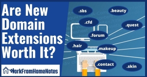 Are New Domain Extensions Worth It?