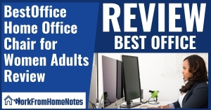 BestOffice Home Office Chair for Women Adults Review